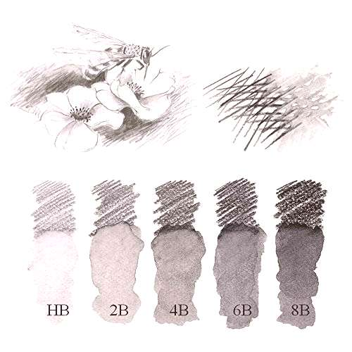 Faber-Castell Graphite Aquarelle Water-Soluble Pencils HB
