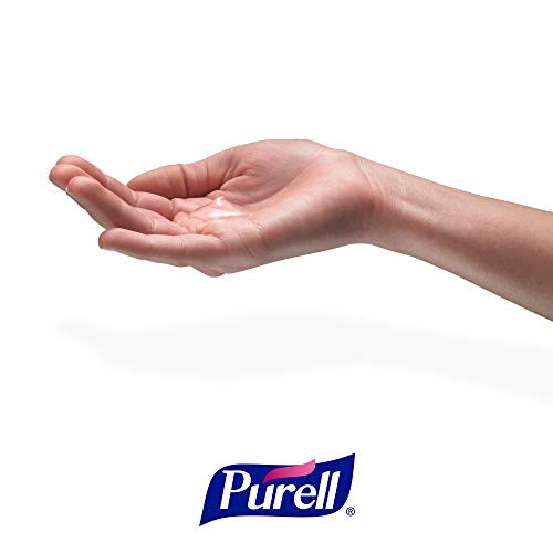 Purell Advanced Hand Sanitizer Naturals with Plant Based